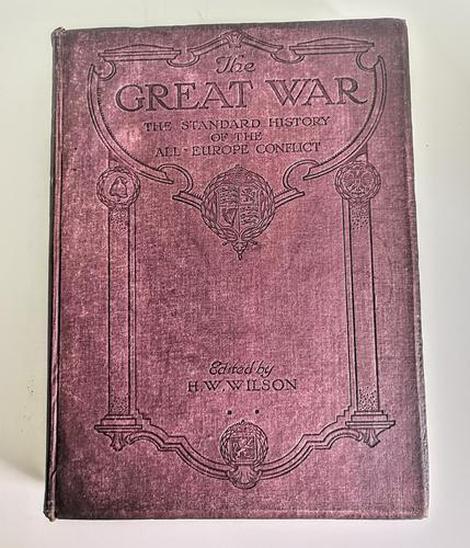 The Great War - The Standard History of the All-Europe Conflict Volume 7 (1 of 12)