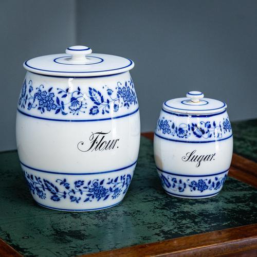 2 Flow Blue Jars (1 of 20)
