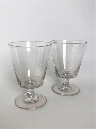 Pair of Victorian Bucket Bowl Rummers (1 of 5)
