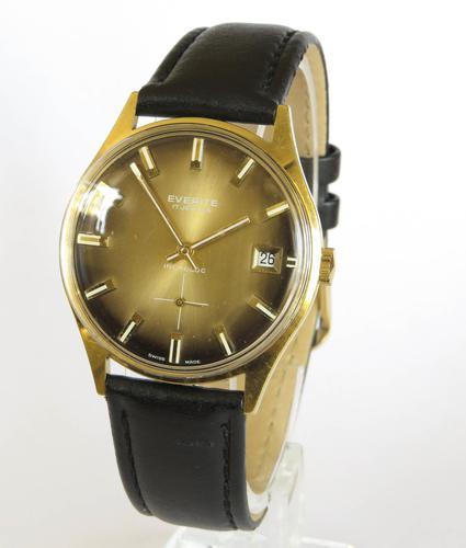 Gents 1970s Everite Wrist Watch (1 of 5)