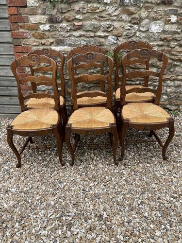 Six Oak Chairs (1 of 7)
