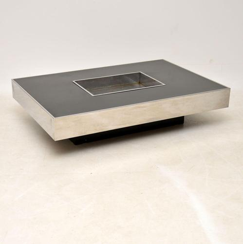 1970's Vintage Italian Coffee Table by Willy Rizzo (1 of 13)