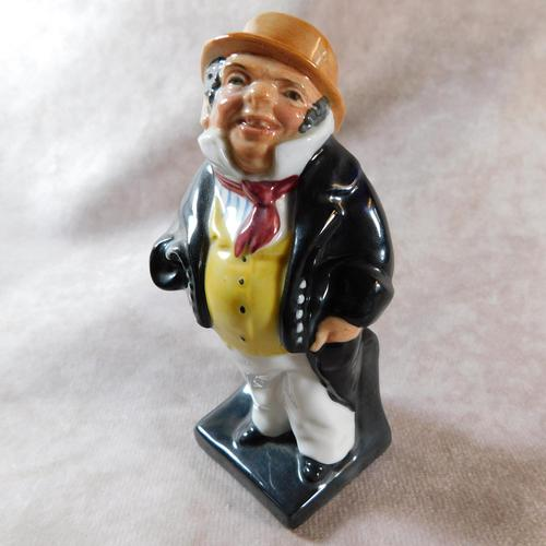"Royal Doulton "" Captain Cuttle"" Figurine (1 of 6)"