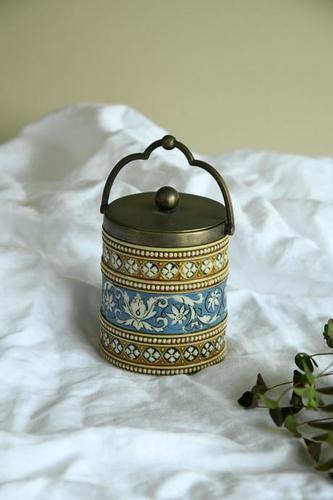 Villeroy & Boch Mettlach Stoneware Pot (1 of 8)