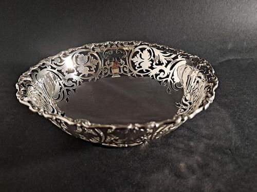 Mappin & Webb Silver Bowl (1 of 5)