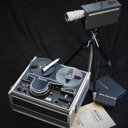 Sony Cv-2000 Videocorder & Camera- World's 1st Vtr (1 of 7)