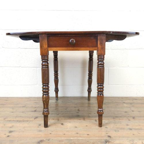 Victorian Mahogany Pembroke Table (1 of 11)