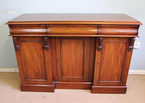 Antique Victorian Chiffonier Sideboard Base (1 of 14)
