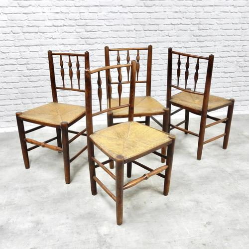 Set of 4 'Dales' Dining Chairs (1 of 8)