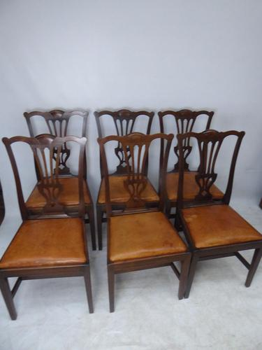 6 Scottish Chairs by Wheeler of Arncroach (1 of 9)