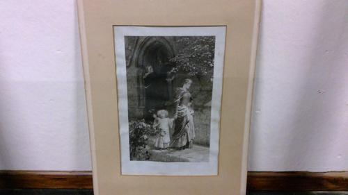 Frank Dicksee Pencil Signed Etching (1 of 4)