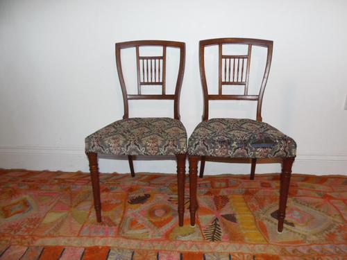 E.W.Godwin Chairs (1 of 5)