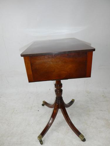 English Regency Lamp Table (1 of 11)