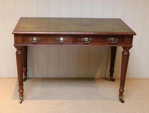Mahogany Gillows Design Writing Desk (1 of 12)