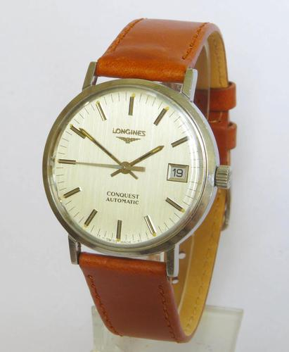 Gents Longines Conquest Automatic Wrist Watch (1 of 5)