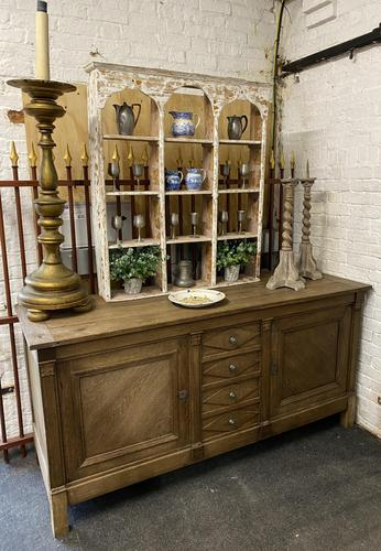 Early French Directoire Style Enfilade or Sideboard (1 of 15)