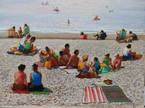 Day at the Seaside by Thomas Pote (1 of 8)