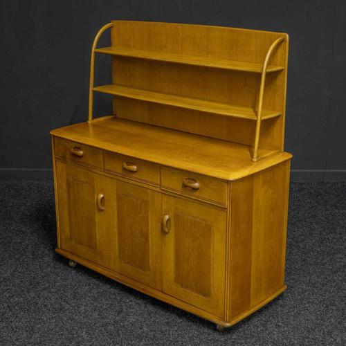 Sixties Oak Priory Dresser (1 of 9)