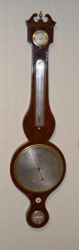 Tagani of Nottingham Mercury Barometer (1 of 6)