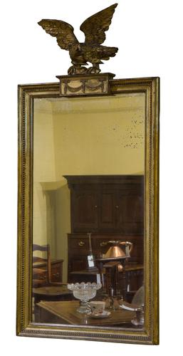 Regency Giltwood Pier Glass (1 of 5)