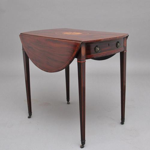18th Century  Pembroke Table (1 of 10)