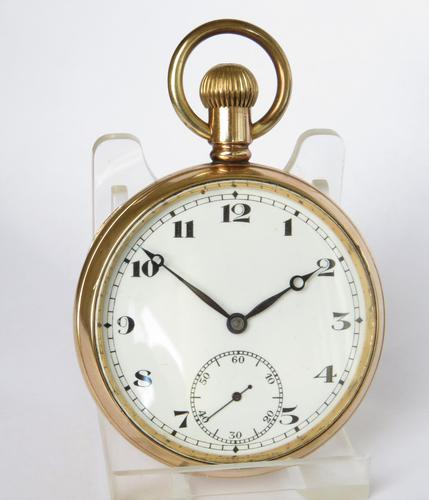 1930s Record Pocket Watch (1 of 4)