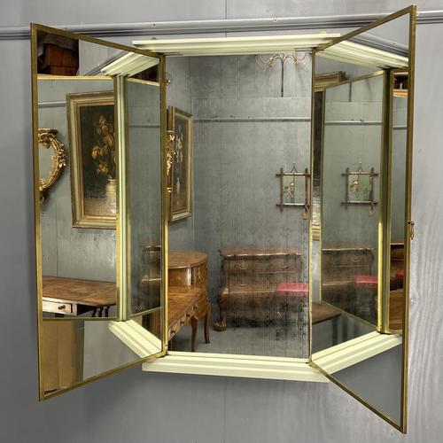 Wall Hanging Triptych Dressing Mirror (1 of 12)