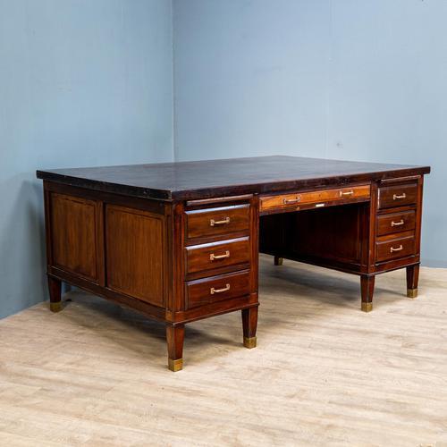 Large Partner's Desk (1 of 14)