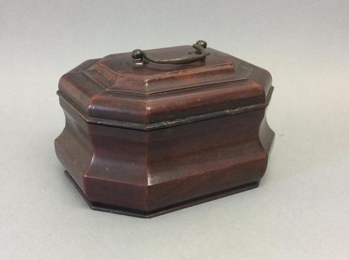 George III Period Tobacco Box (1 of 5)