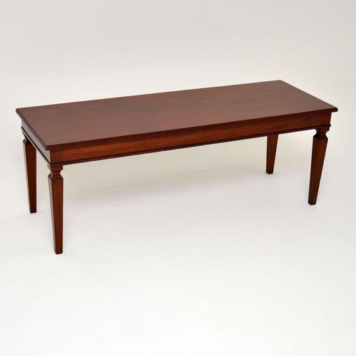 Mahogany Coffee Table c.1930 (1 of 9)