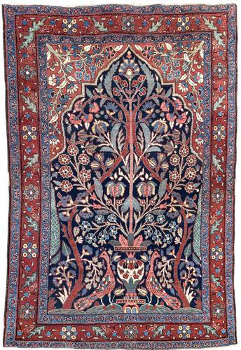 Antique Heriz Rug (1 of 11)
