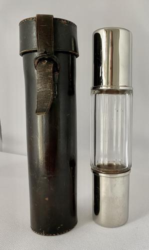 Hunting Spirit Flask c.1920 (1 of 9)