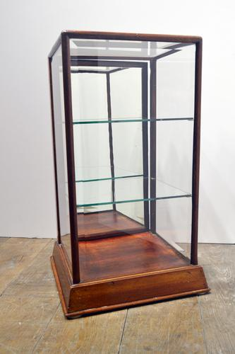 1920s Counter Top Display Cabinet (1 of 8)