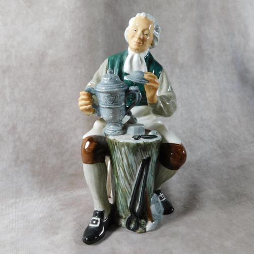 "Royal Doulton ""The Tinsmith"" HN2146 Figurine (1 of 7)"