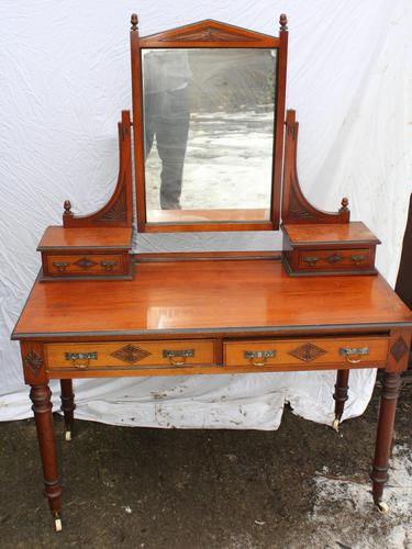 1910's Elegant Maple and Co Mahogany Dressing Table (1 of 5)