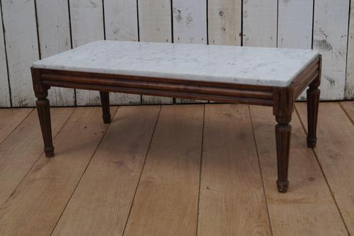 1930's French Coffee Table (1 of 8)