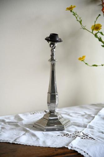 Chrome Table Lamp (1 of 8)