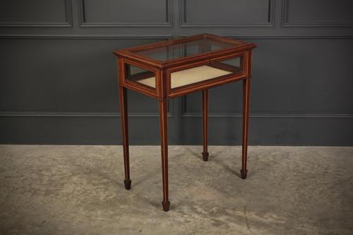 Mahogany Bijouterie Table (1 of 12)