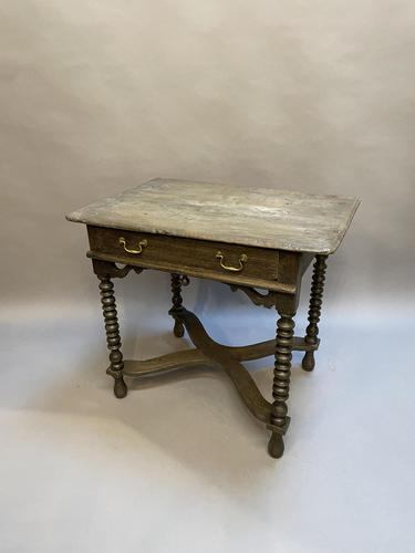 18th Century Oak Country Table (1 of 10)