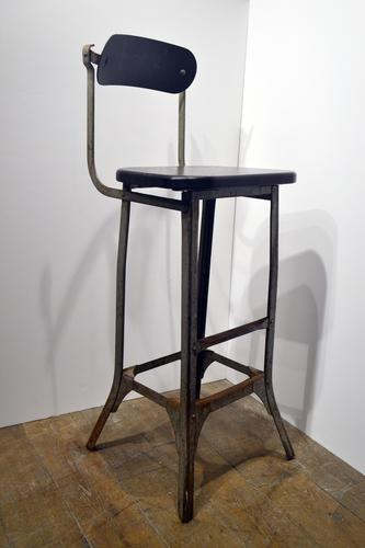 Single Factory Chair (1 of 6)