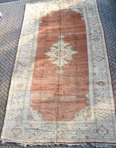 Antique Ziegler Kelleh Carpet 540x304cm (1 of 4)