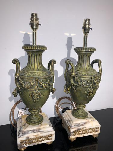 Pair of table lamps (1 of 7)