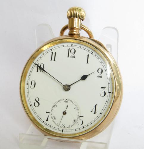 1920s Omega Pocket Watch (1 of 5)