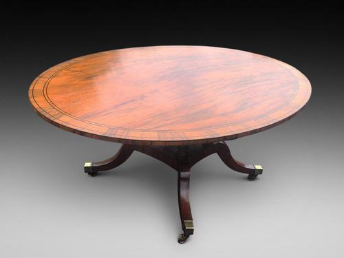 Elegant Walnut Dining Table (1 of 4)