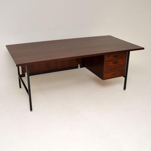 1960's Vintage Danish Rosewood Desk (1 of 11)
