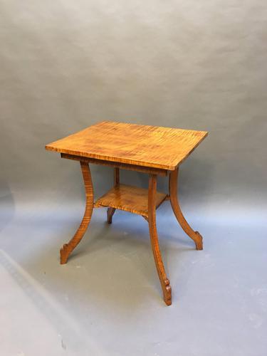 Art Deco Satinwood Table (1 of 10)