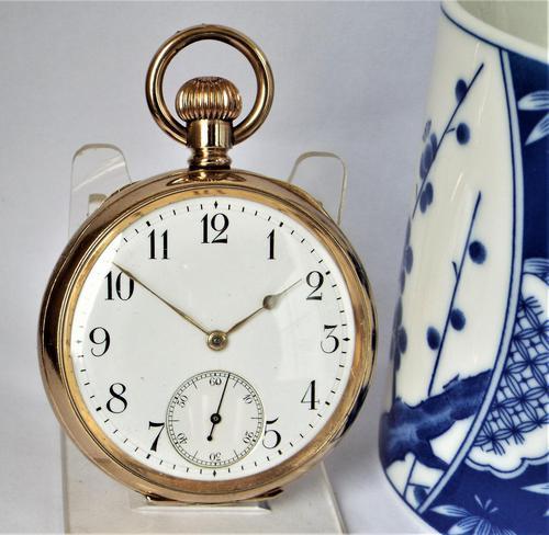 Antique 1903 Waltham Pocket Watch (1 of 4)