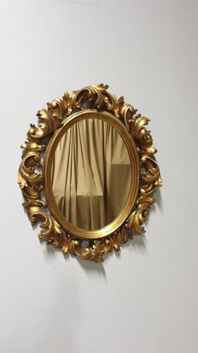 Florentine Gilt Wall Mirror (1 of 11)