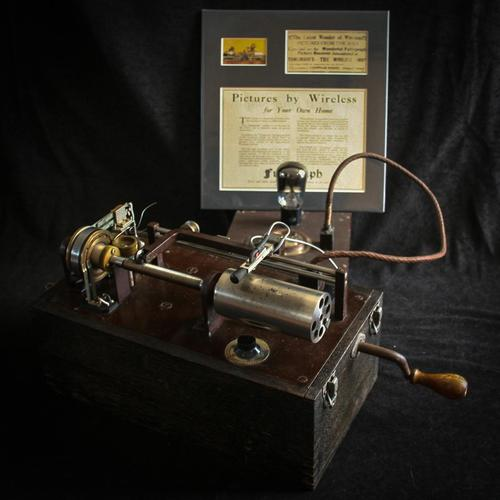 Fultograph - World's 1st Fax Machine c.1929 (1 of 12)