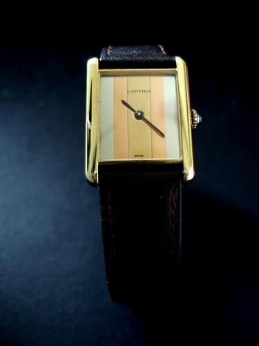 Cartier Trilogy Unisex Wrist Watch (1 of 4)